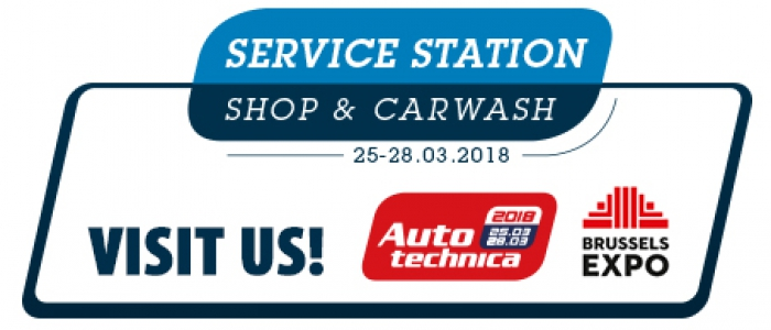 Service station Shop & Carwash
